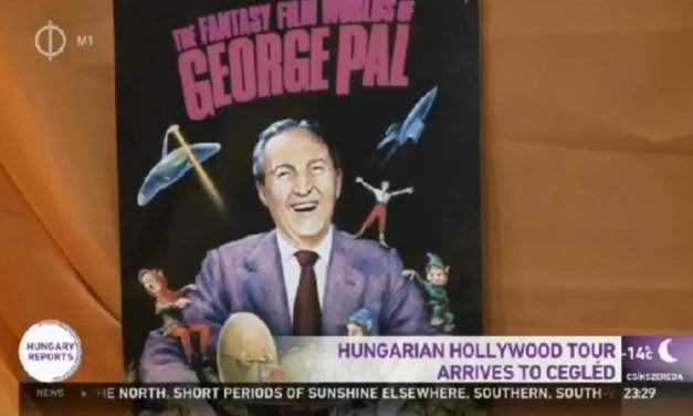 Hungarian Hollywood tour arrives to Cegléd – Video