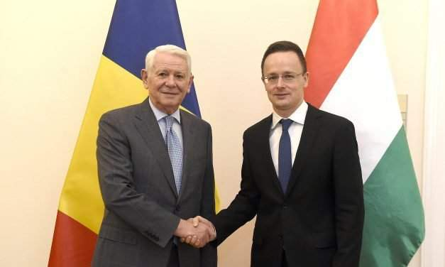 Szijjártó: Hungary strives for good relations with Romania