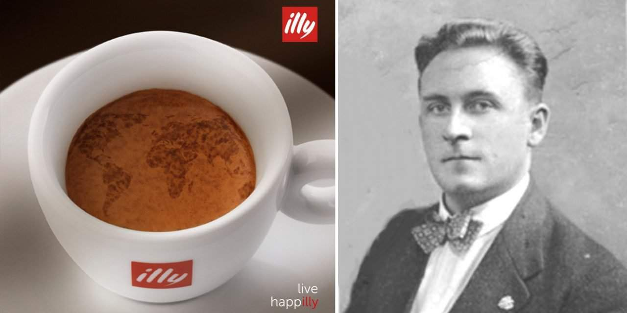 The Hungarian inventor behind the world-famous Illy coffee