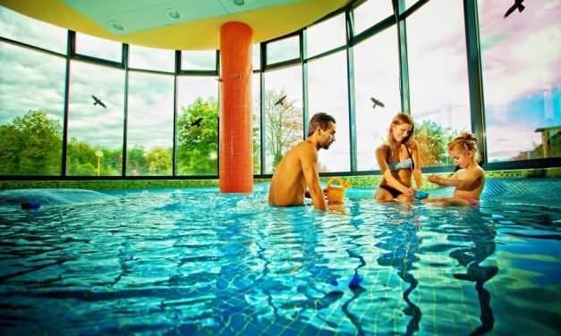 7 kid-friendly spas in Hungary