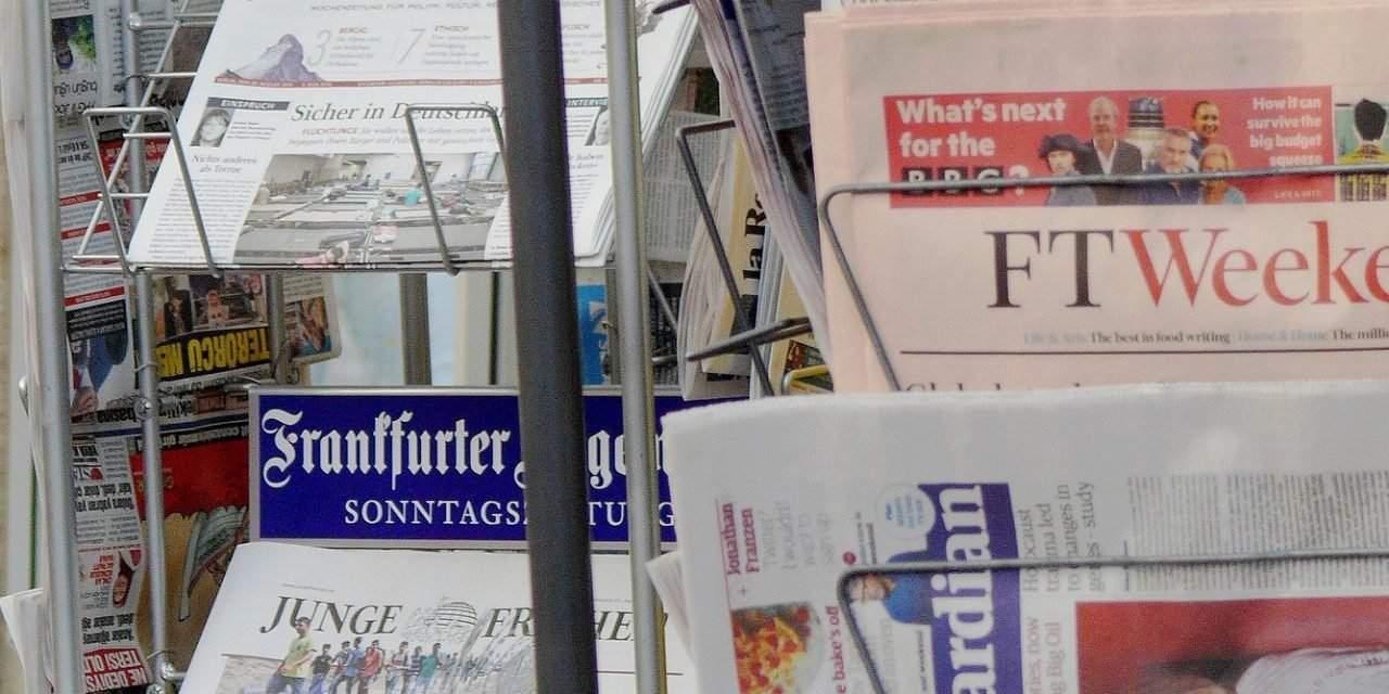 Survey shows international press very critical of Hungary