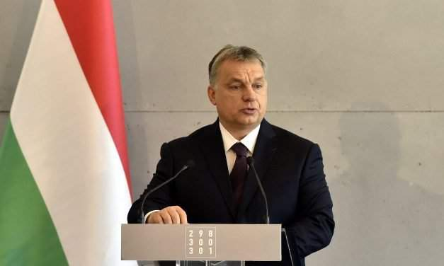 Orbán: Crimes of communism still excused by many in West