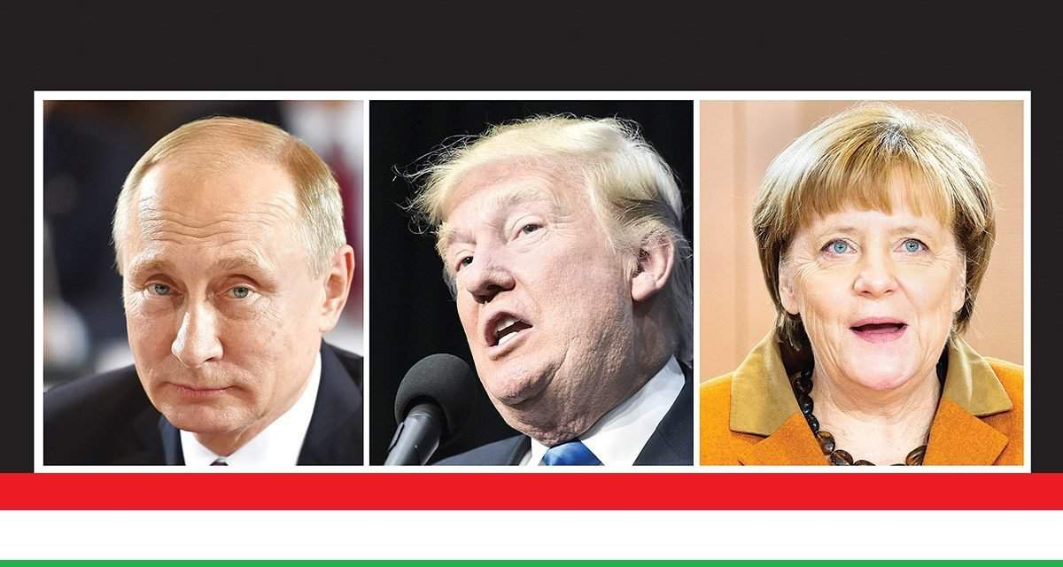 SURVEY: Hungarians' opinion about the world's top three political leaders