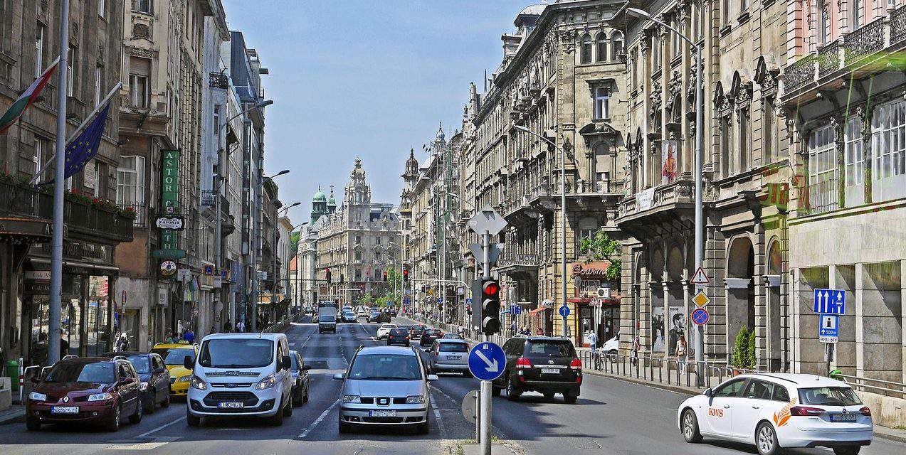 Secrets of Budapest: The Grand Boulevard