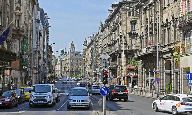 Real estate prices up in Budapest