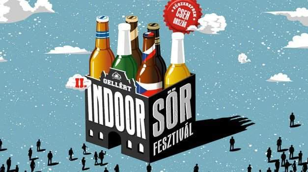 On this weekend: 2nd Indoor Beer Festival in Budapest