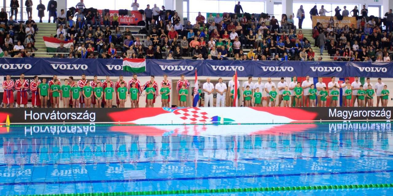 XI Volvo Cup: Hungary recover to beat Olympic silver medallists