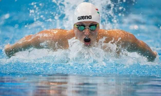 Swimming: Hungarian successes at the Golden Tour