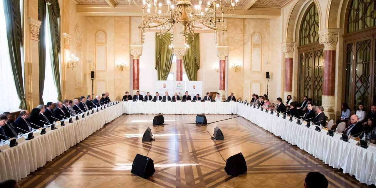 Meeting of the Roma Coordination Council was held in Budapest