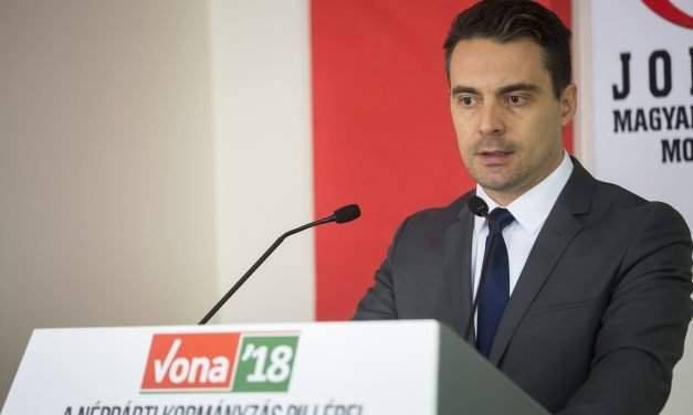 Jobbik to press ahead with European wage levelling initiative