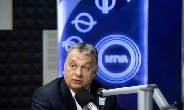 Orbán: Second border fence can keep out largest of migrant crowds