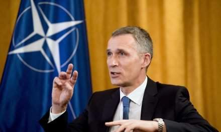 Sharing burdens, fight against terrorism on NATO summit's agenda, says Stoltenberg in Budapest