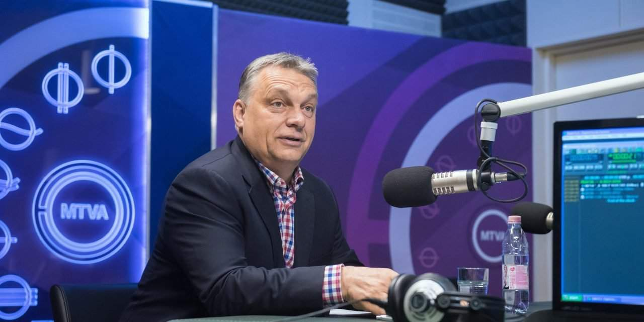 Orbán: Future of 'Soros university' depends on intergovernmental talks – Interview – UPDATE