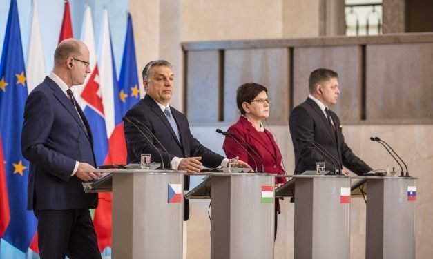Summit meeting of Visegrad Four – Orbán expresses 'whole-hearted' support for Visegrad 4 Warsaw statement