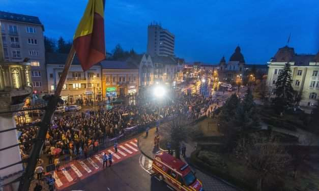 The right to freedom of assembly under menace in Romania