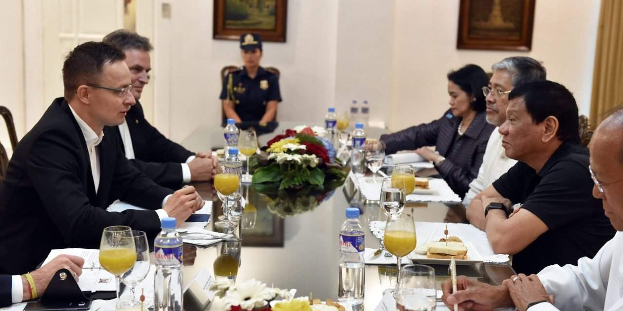Hungarian-Philippine cooperation to enter new phase, says foreign minister in Philippines