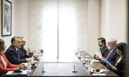 Prime Minister Viktor Orbán has held talks in Malta
