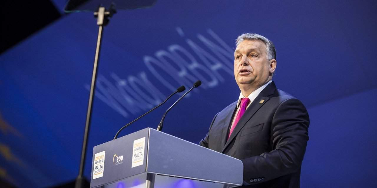 EPP congress – Orbán: EU has to change for Europe to stay 'best place on Earth'