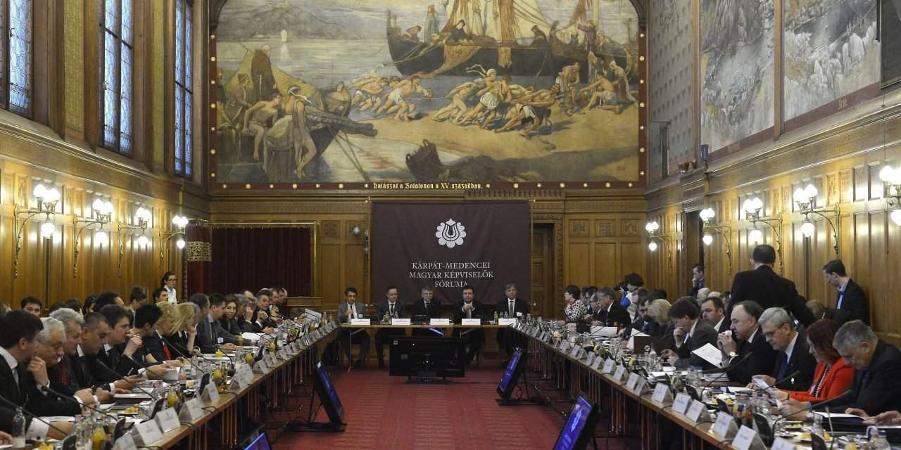 Hungarian deputies in Carpathian Basin meet in Budapest – UPDATE