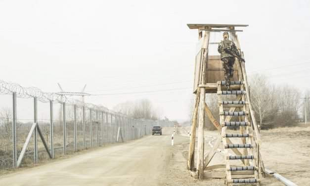 Hungarian government: Border fence protects EU, not Hungary