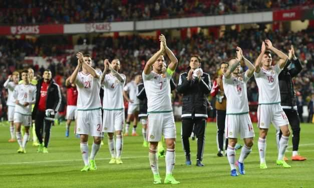 World Cup Qualifying match – Hungary undone by impressive Portugal