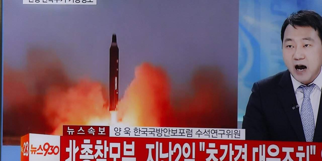 Hungary strongly condemns the missile test conducted by North Korea