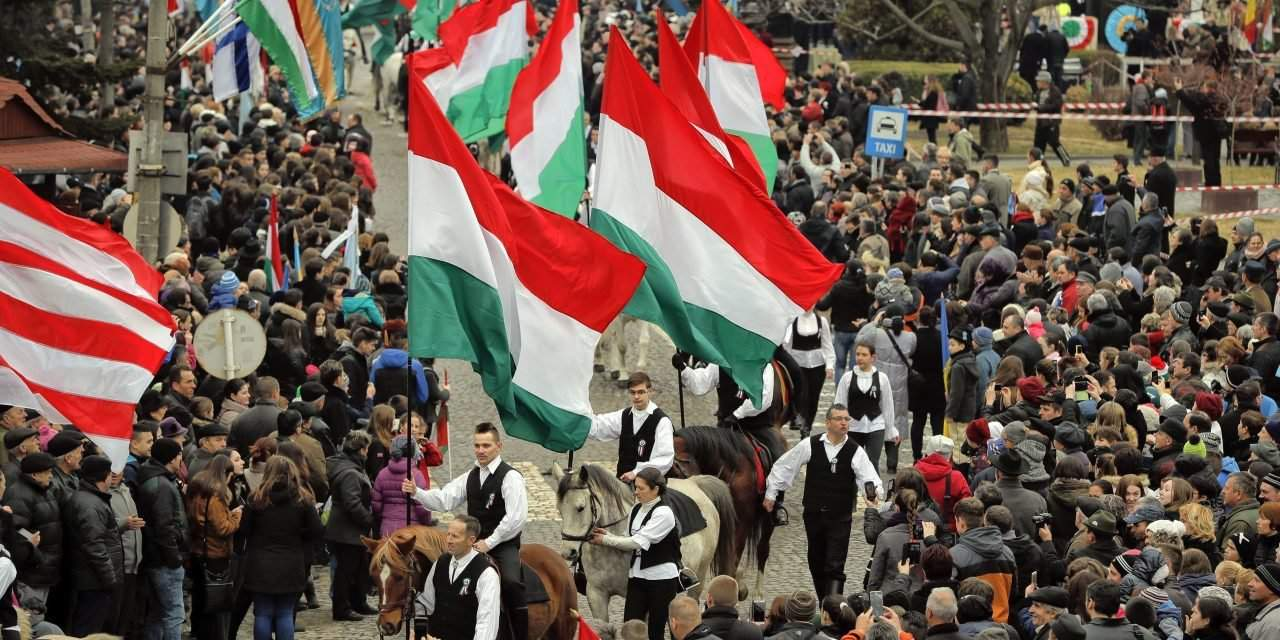 March 15 That S How Hungarians Celebrated The National