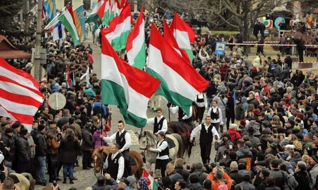 March 15 – That's how Hungarians celebrated the national day – Photo gallery