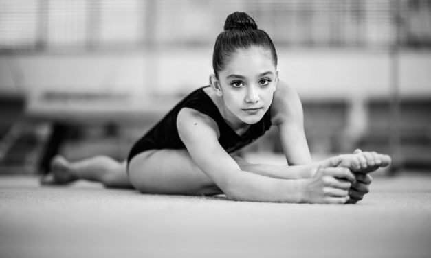 Beautiful photo series about the next generation of Hungarian gymnasts