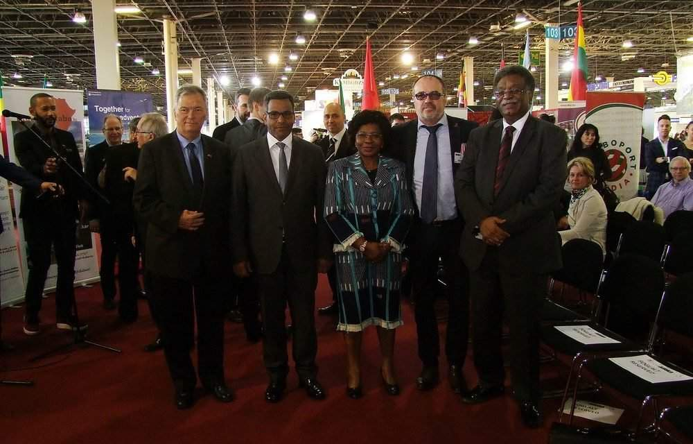 """""""We all believe in Africa"""" – The 6th Africa Expo has started"""