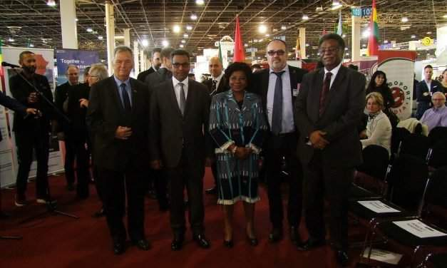 """We all believe in Africa"" – The 6th Africa Expo has started"