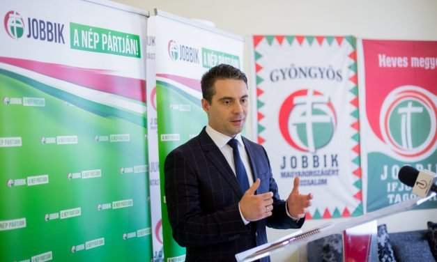 Jobbik's President Vona takes challenge and runs again for parliament in single-member constituency in 2018