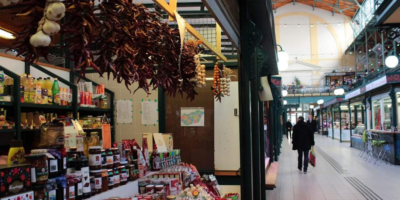Downtown Market – Gastro and gourmet market in the heart of Budapest