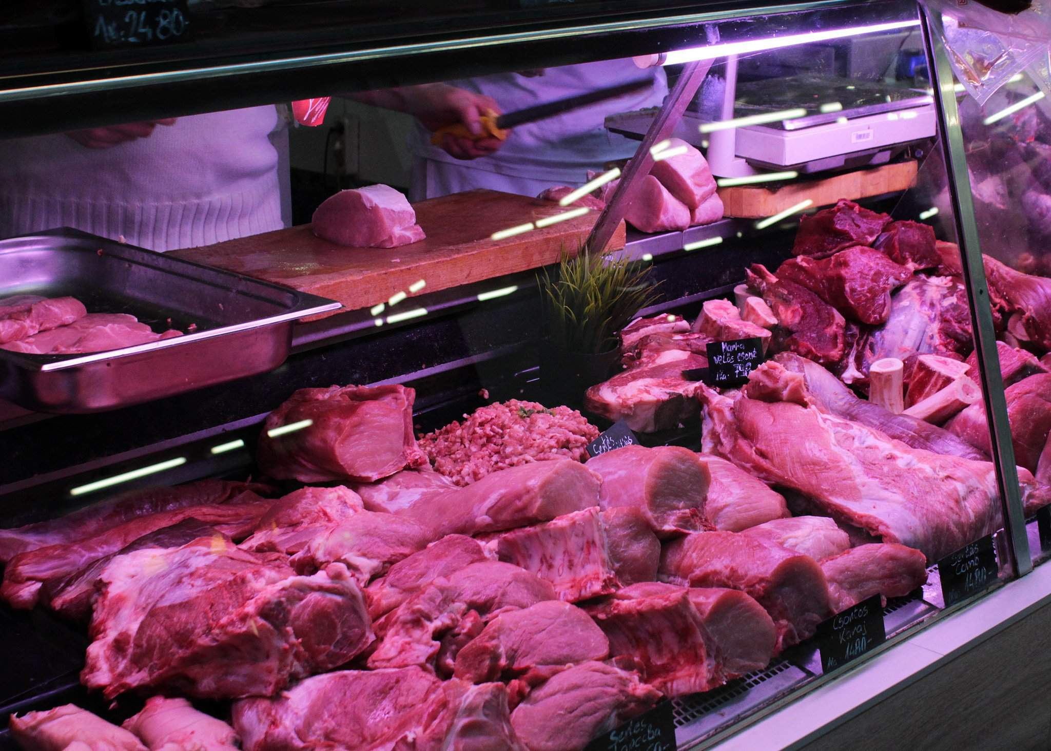 downtown market budapest-8-meat-butcher