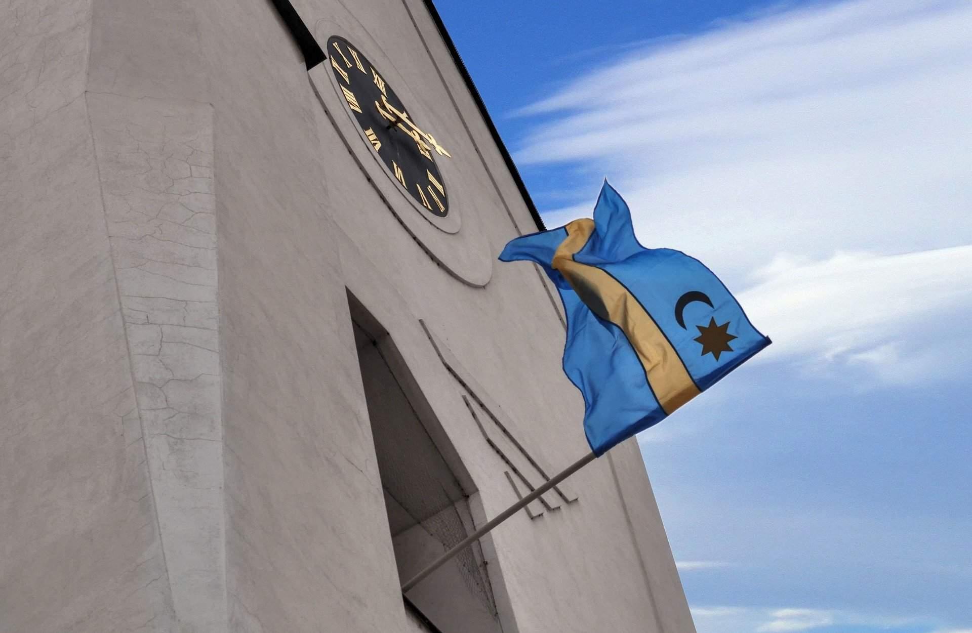 szekler flag szeklerland