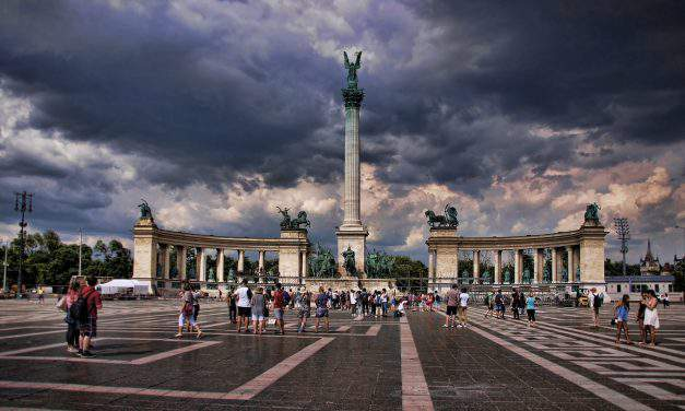 WOW! UEFA Euro 2020 matches to be shown at Budapest's Heroes Square
