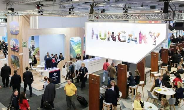 Hungary national stand wins award at ITB Berlin travel trade show