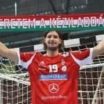 The captain of the Hungarian handball team, László Nagy, steps down