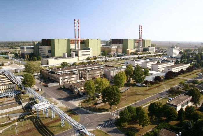 Substation malfunction shuts down Paks nuclear power plant block