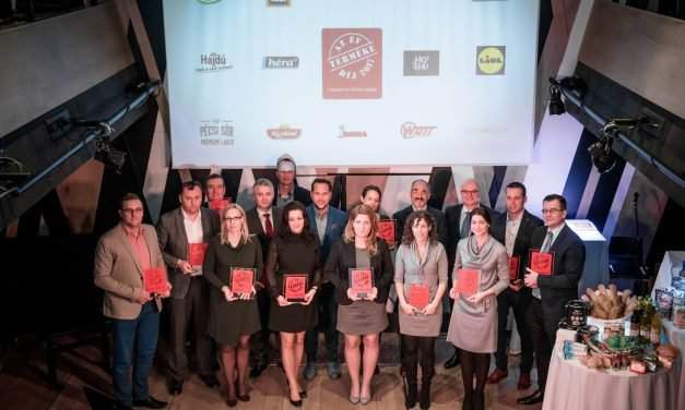 Hungarian products of the year awarded