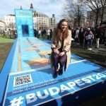 FINA – Budapest2017: Countdown clock revealed by Katinka Hosszú in Budapest