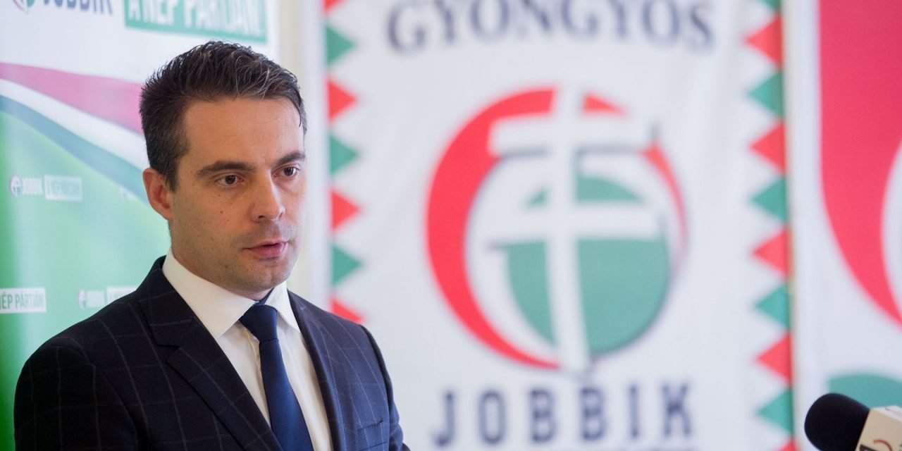 Jobbik – Vona: This is not about the CEU but Orbán's bolshevik agenda