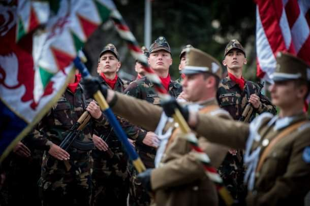 army hungary defense forces