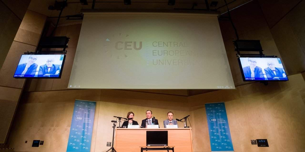 CEU requests constitutional review of higher education amendment – VIDEO