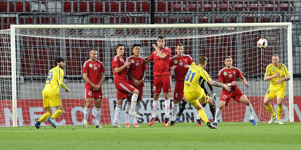Hungarian League: Title race swings back Honvéd's way, Vasas defeats Videoton