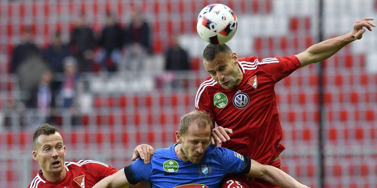Hungarian Football League: Honvéd end Paks run and return to summit