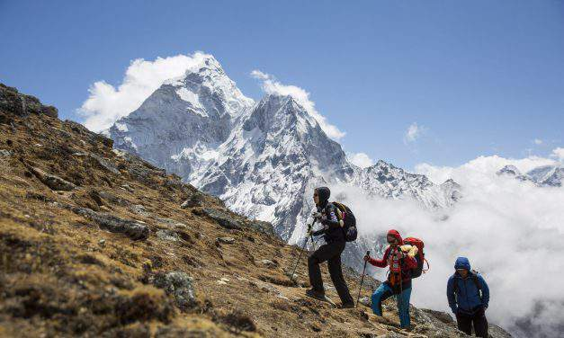 Hungarian team to conquer Mount Everest without oxygen tanks for the first time – PHOTOS