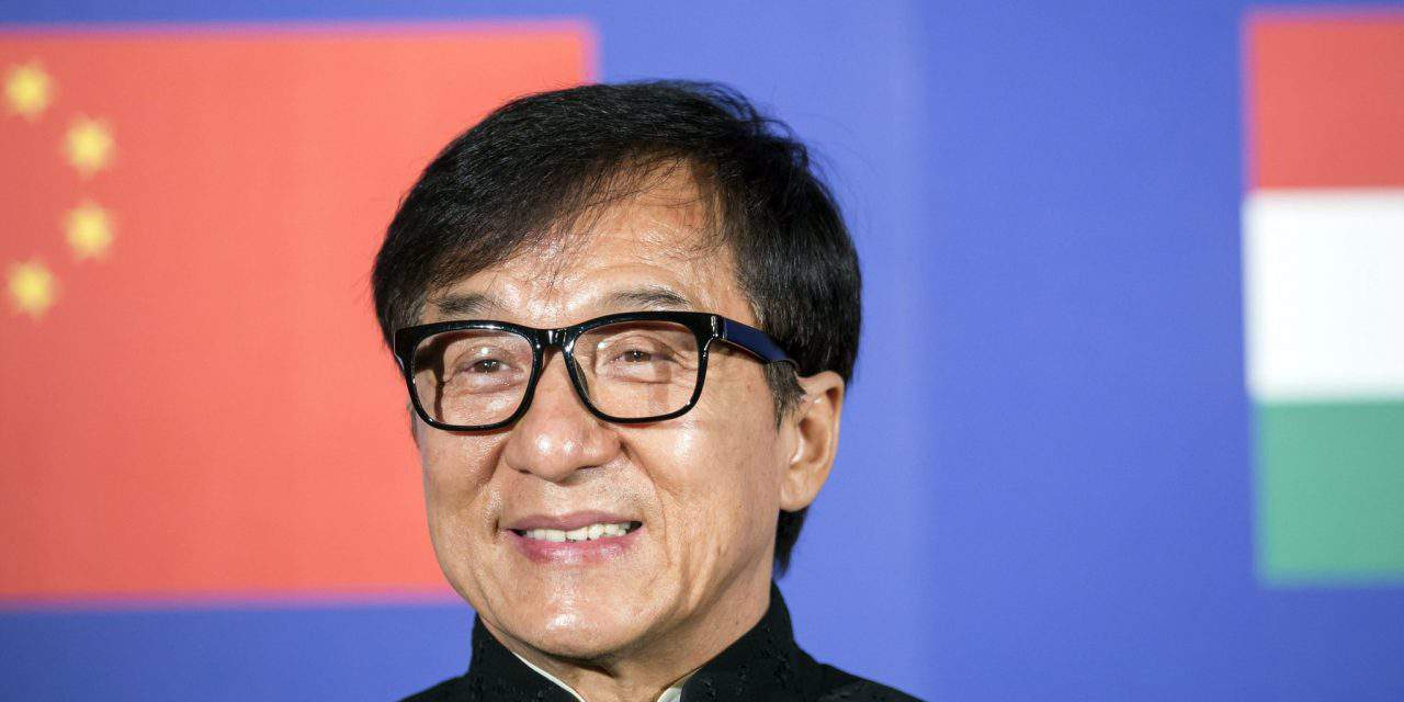 Jackie Chan opens the Chinese Film Festival in Budapest