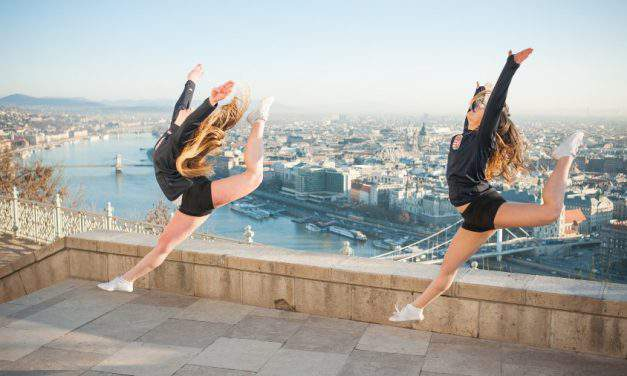 Two Hungarian dancers to compete at the world's biggest cheerleading competition – PHOTOS, VIDEO
