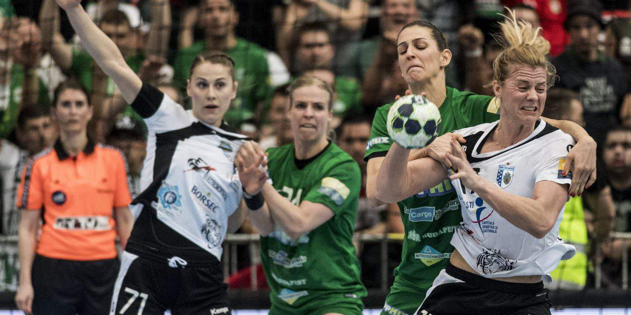 EHF – Title holder CSM was too strong for Ferencváros